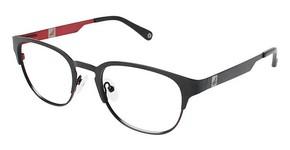 Sperry Top-Sider Kennebunkport Matte Black 5364