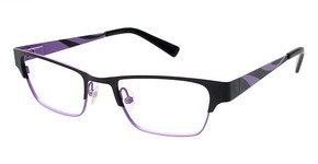 A&A Optical On Fire Black/Purple