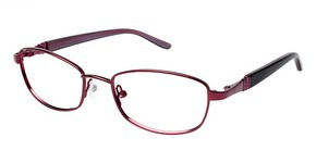 A&A Optical Miranda Burgundy