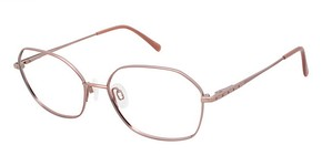 Charmant Titanium TI 12097 Brown Pink