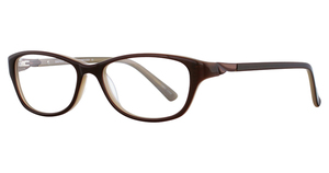 Aspex EC300 10. Dark Chocolate / Clear Light Brown