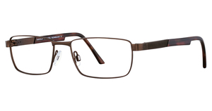 Aspex EC285 SATIN BROWN/CLEAR BROWN