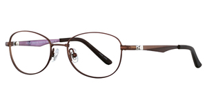 Aspex ET945 SATIN BROWN/PINK
