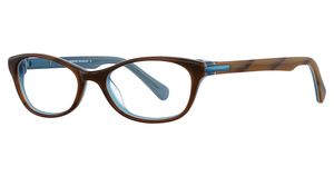 Aspex EC286 Mrbl Caramel & Light Blue