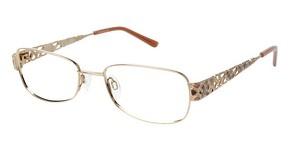 Charmant Titanium TI 12106 Eyeglasses