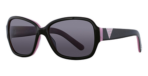 Guess GU 7277 Black over Pink