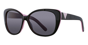 Guess GU 7276 Black over Pink