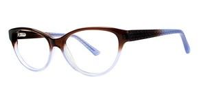 Modern Optical Splurge Brown/Lilac