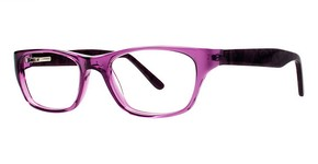 Modern Optical Daring Plum