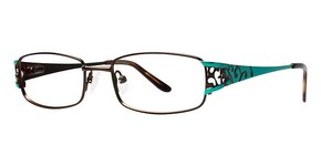 Genevieve Paris Design Breathless Eyeglasses
