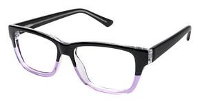 New Globe L4054 Black/Purple