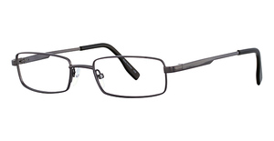 Continental Optical Imports Precision 124 Gunmetal