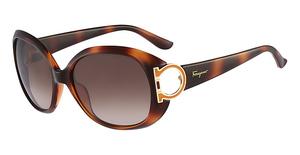 Salvatore Ferragamo SF668S Sunglasses