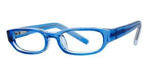 Modern Plastics II Peewee Blue