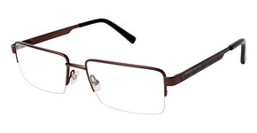Perry Ellis PE 333 Dark Brown