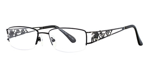 Royce International Eyewear TOC-16 Black Silver