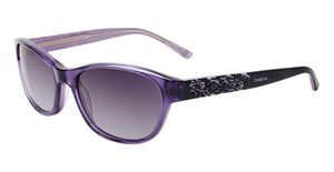 bebe BB7097 Purple Crystal
