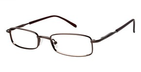 A&A Optical M559 Shiny Brown