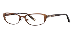 Marchon M-Moma (210) Satin Brown
