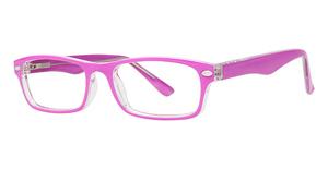 Modern Plastics II Care Pink/Crystal