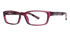 Modern Optical Ignite Plum