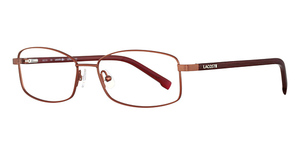 Lacoste L2163 (615) Satin Red