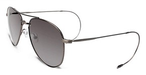 John Varvatos V792 Antique Gunmetal