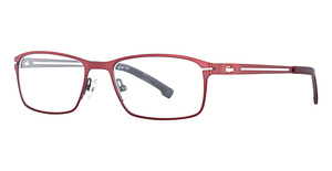Lacoste L2167 (615) Satin Red