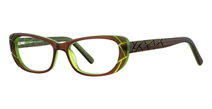Exces EX3112 Brown-Green