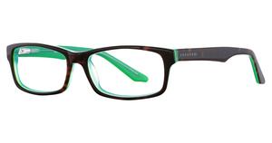 Continental Optical Imports Fregossi 402 Demi/Jade