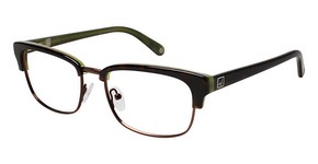 Sperry Top-Sider Booth Bay Tortoise/Olive