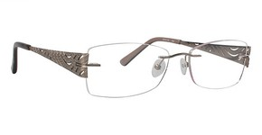 Totally Rimless TR 208 Eyeglasses