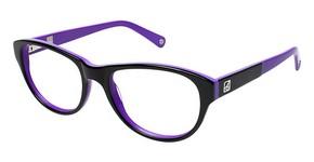Sperry Top-Sider Dana Point Black/Purple