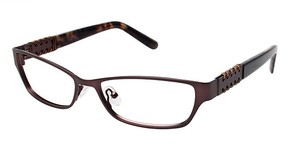 Nicole Miller Barclay BROWN/BLACK&TORTOISE