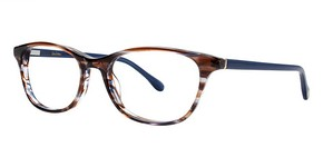 0de4e0ca65 Lilly Pulitzer Braydon Eyeglasses
