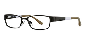Savvy Eyewear SAVVY 387 Satin Black