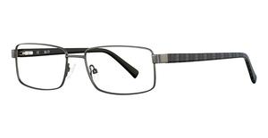 Savvy Eyewear SAVVY 383 MATTE SATIN SILVER