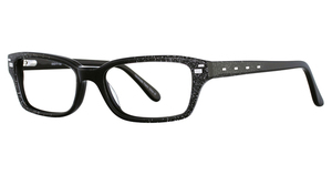 Vivian Morgan 8041 Black Sparkle