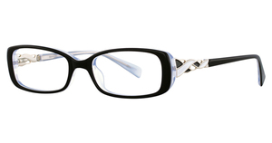 Avalon Eyewear 5028 Black/White