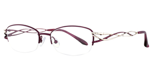 Avalon Eyewear 5031 Wine/Gold