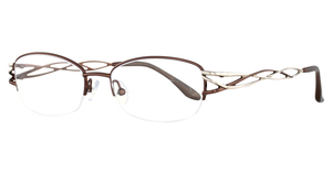 Avalon Eyewear 5031 Brown/Gold