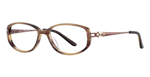 Catherine Deneuve CD-357 Striated Brown
