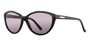 Catherine Deneuve CD-613 Black/Burgundy