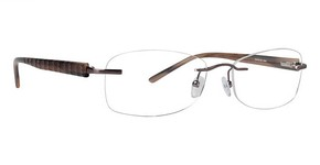 Totally Rimless TR 205 Gunmetal