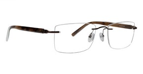 Totally Rimless TR 206 Brown