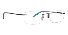 Totally Rimless TR 201 Brown