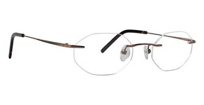 Totally Rimless TR 187 Brown