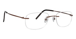 Totally Rimless TR 186 Brown