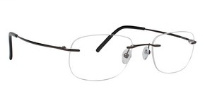 Totally Rimless TR 186 Gunmetal
