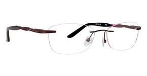 Totally Rimless TR 204 Brown